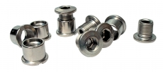 Teräs Chainring Bolts