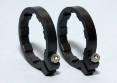 Gear Clamp Cog Lockring Adjustable