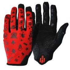 Giro DND Gloves X Cinelli /Mike Giant Red