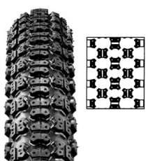 Schwalbe Mad Mike 47-305