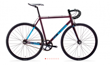 Cinelli Tipo Pista Purple