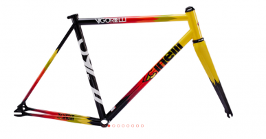 Cinelli Vigorelli Track Steel